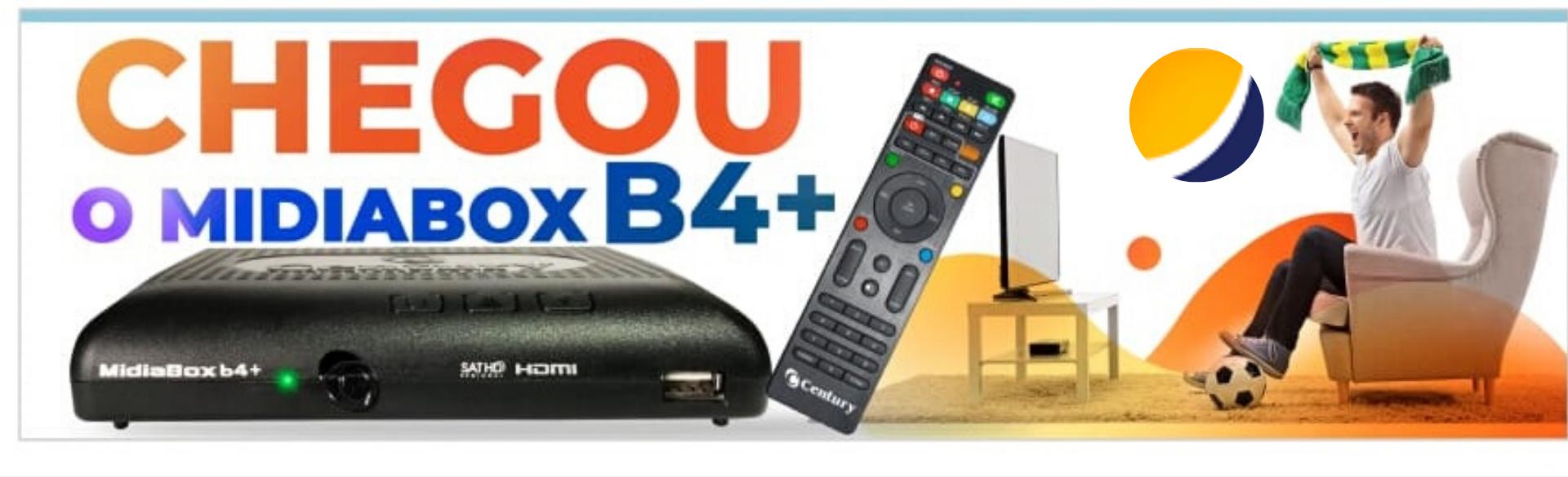 Midia Box V4